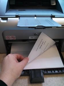 paperprinter